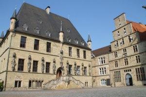 Osnabrück - Rathausplatz