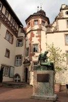 Die Innenstadt von Bad Hersfeld