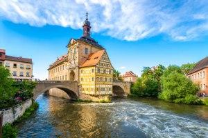 Brückenrathaus Bamberg