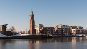 Loschentrum in Bremerhaven
