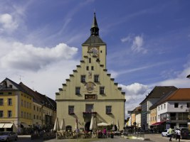 Rathausplatz Deggendorf