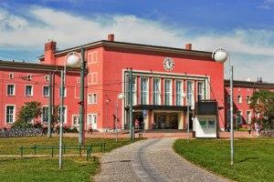 Dessau-Roßlau Bahnhof