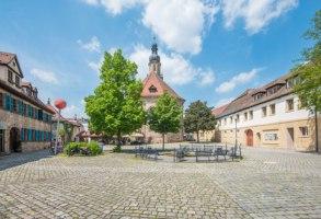 Altstädter Kirchenplatz Erlangen