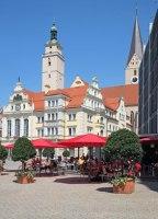 Rathaus in Ingolstadt