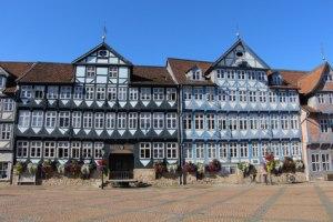 Rathaus am Stadtmarkt in Wolfenbüttel