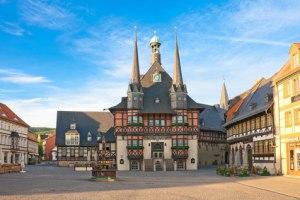 Marktplatz Wernigerode