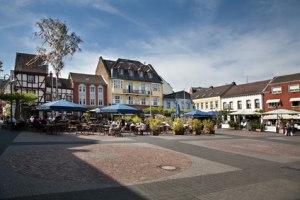 Stadtzentrum Euskirchen