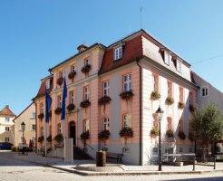 Palais Heydenab in Gunzenhausen