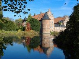 Wasserschloss in Herten