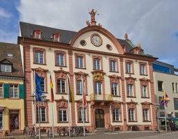 Altes Rathaus in Offenburg