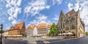 Hildesheimer Altstadt