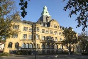 Rathaus der Stadt Recklinghausen
