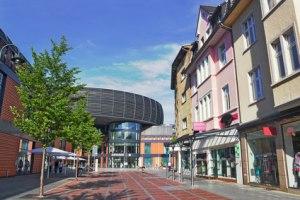 Rathausplatz Leverkusen