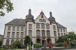Rathaus in Hamm