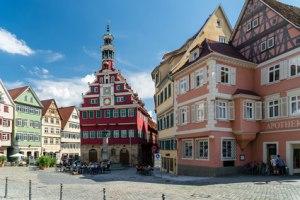 Rathausplatz in Esslingen