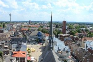Wesel Innenstadt