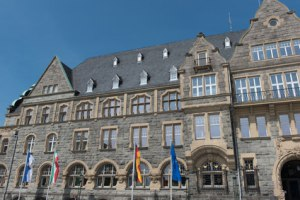 Rathaus in Remscheid