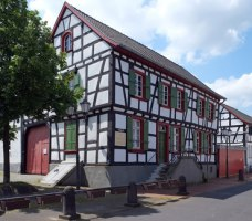 Fachwerkhaus in Rheinbach