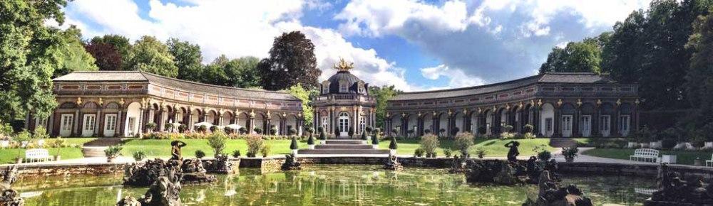 Rechtsanwälte in Bayreuth (Schlosspark)