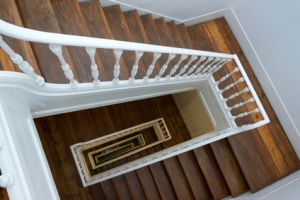 Rumpelkammer Treppenhaus - was ist hier erlaubt?